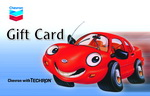 Thank you – Chevron Gas Card Winners