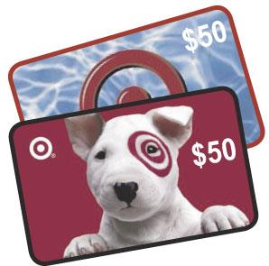 Target Gift Card Winners