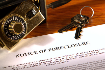 Sadly, Foreclosures won't be stopped for the Holidays
